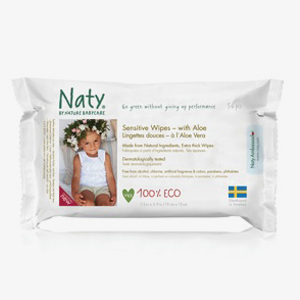 naty wet wipes